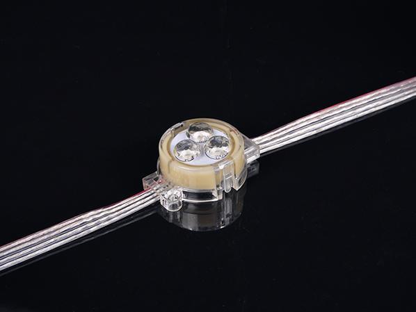 LED点光源(3公分3灯512常规透镜)
