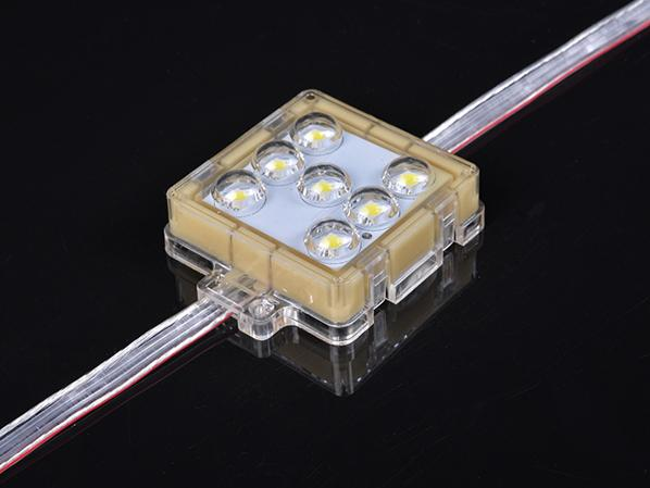 LED正方形点光源(5公分单色正方形点光源)