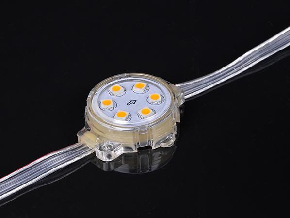 LED点光源(4公分6灯单色常规平面)